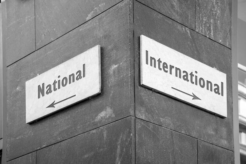 Handel National & International